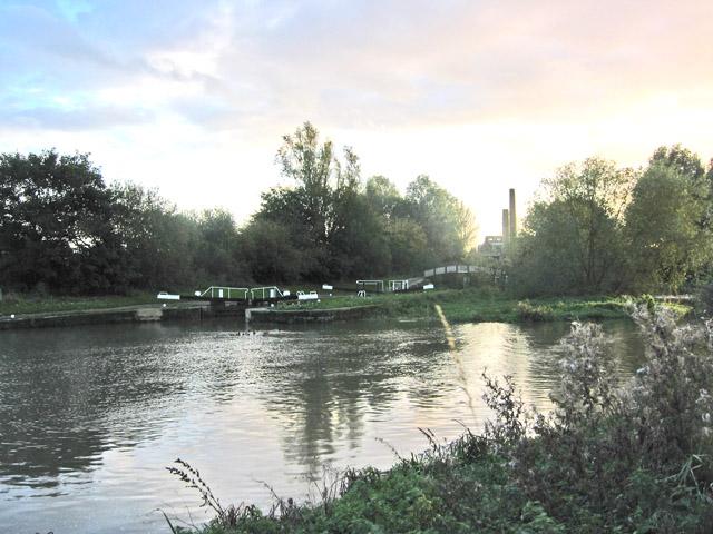 River Soar, Belgrave, Leicester