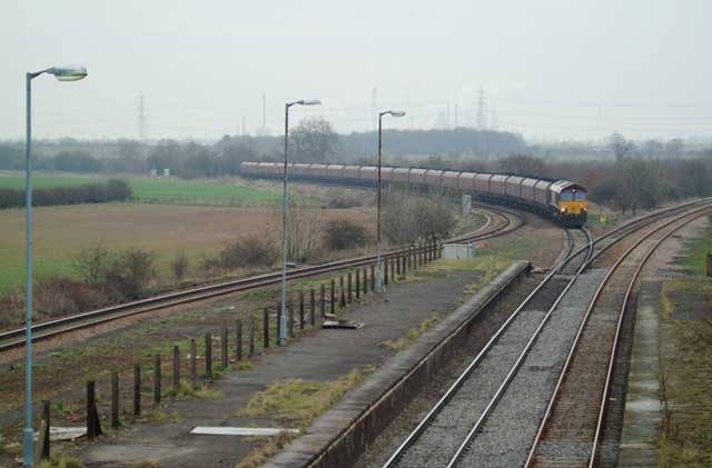 Brocklesby junction