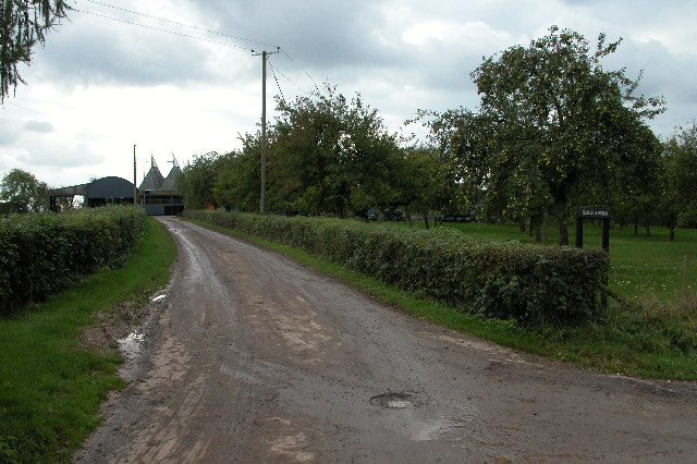 Lillends Farm, Little Marcle