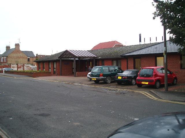 Clarkson Surgery, De Havilland Road, Wisbech