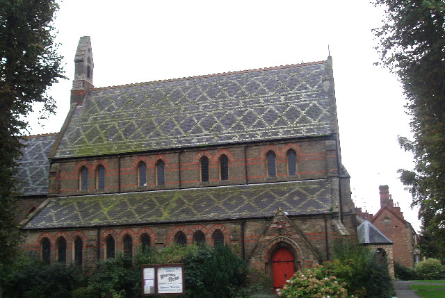 St Augustine's Church, Lynn Road, Wisbech