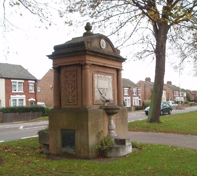 Public water fountain, Lynn Road, Wisbech