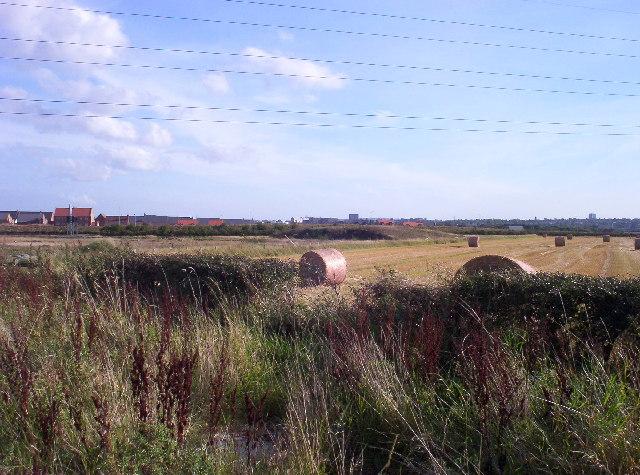 Middle Brunton East Farm