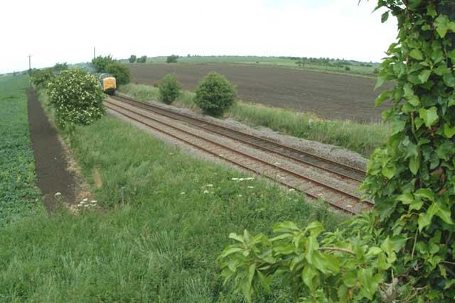 Railway near Gosberton