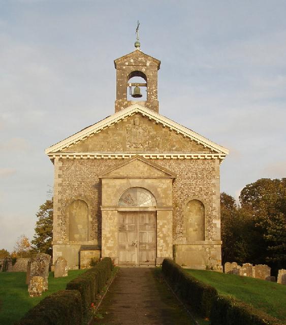 Glynde Church