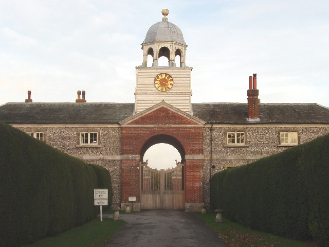 Glynde Place - stable block