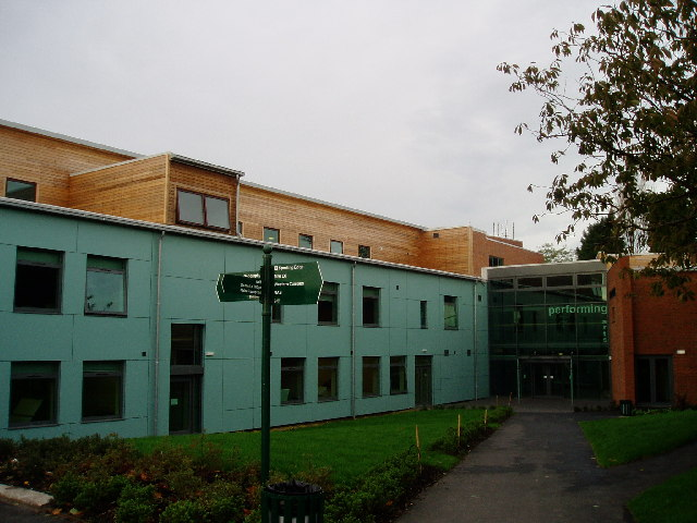 Edge Hill College of Higher Education