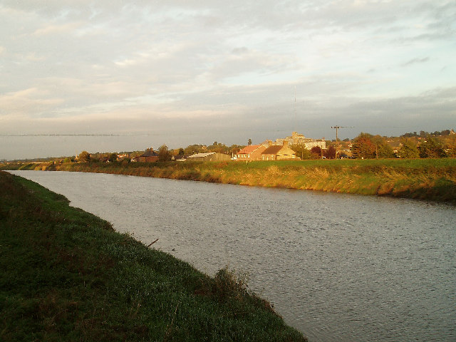 River Great Ouse, north of Downham Bridge.