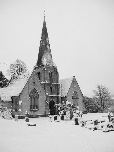 Stroud Town Cemetery Chapel, Bisley Road, Stroud