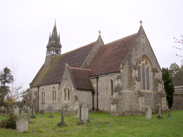 Christ Church, Colbury, New Forest