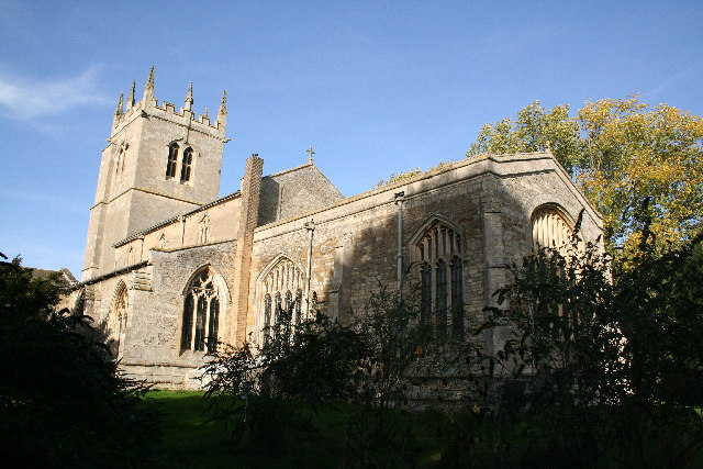 St.Swithun's church, Long Bennington, Lincs.