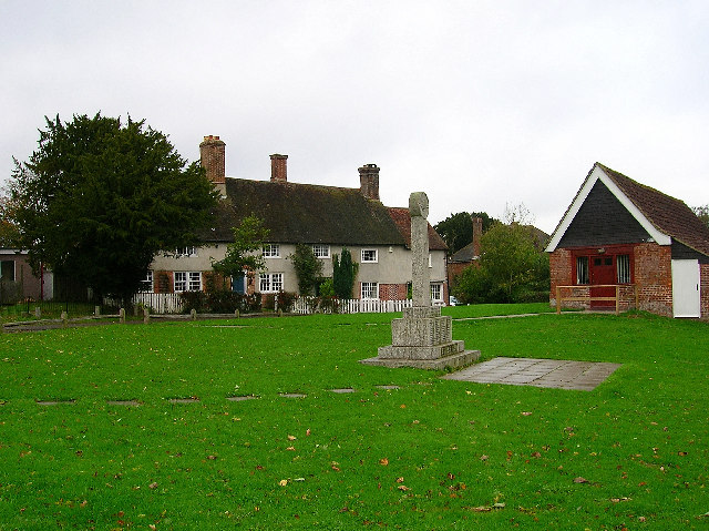 Village green, Chailey