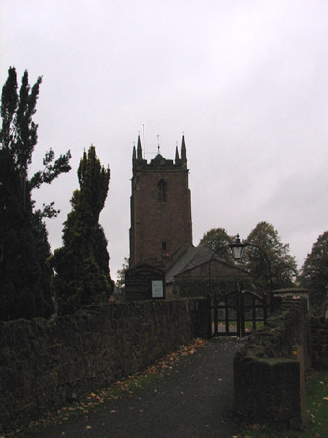 St. Lawrence's Church, Church End