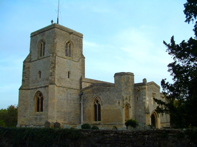 Great Milton Church, Oxfordshire
