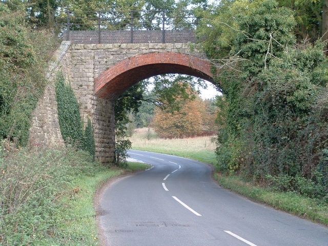 Former Railway Bridge, Wheatley, Oxfordshire