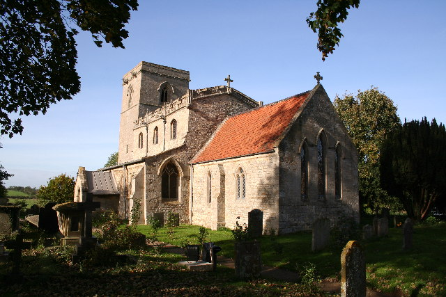 St.Nicholas' church, Normanton, Lincs.