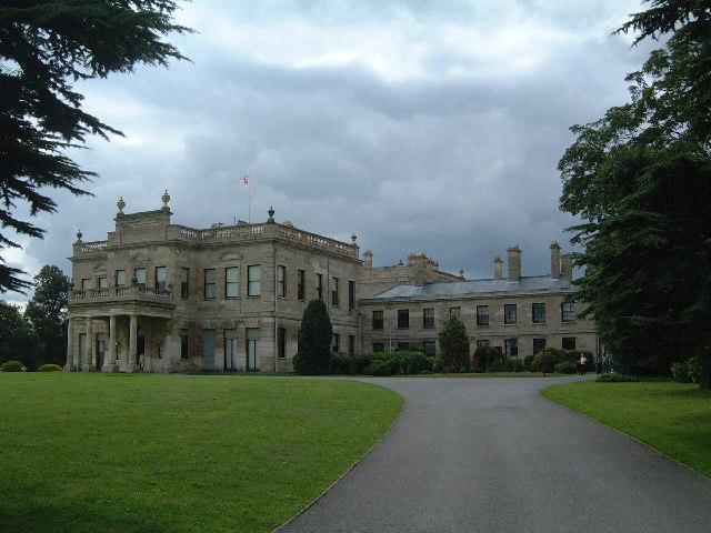 Brodsworth House
