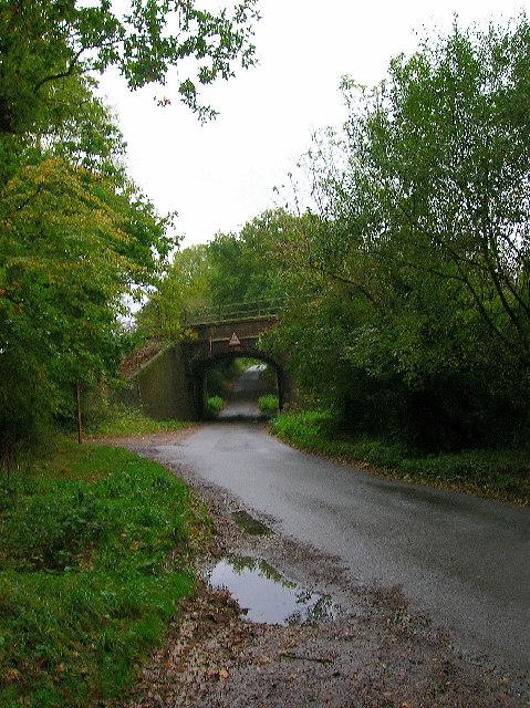 Railway Bridge, Beechwood Lane