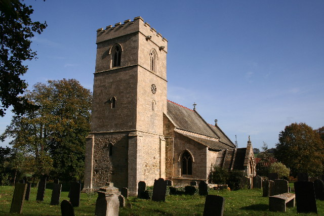St.Nicholas' church, Carlton Scroop, Lincs.