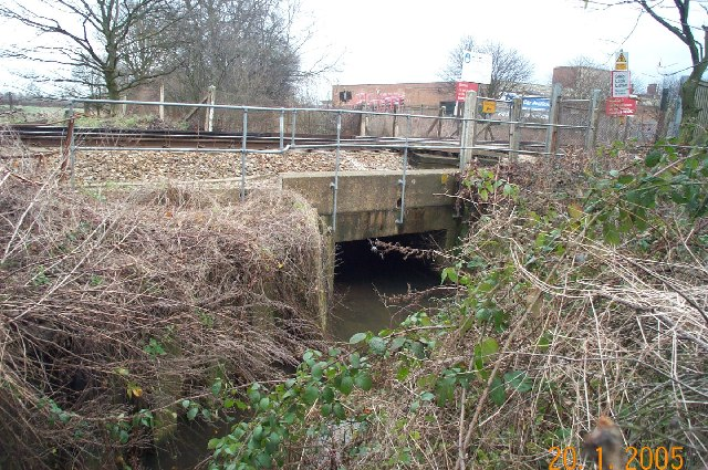 Tudeley Brook, Paddock Wood