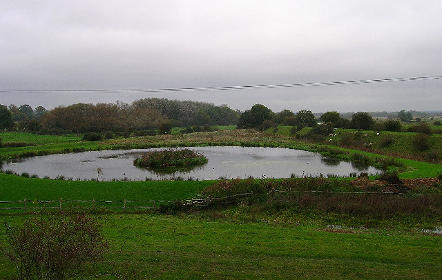 New Pond, Hamsey