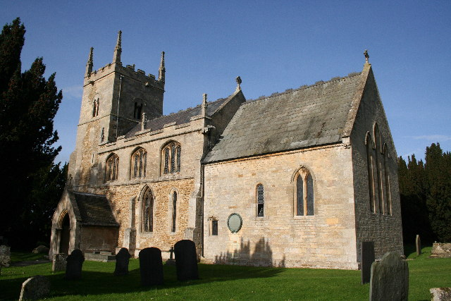 St.Mary's church, Syston, Lincs.