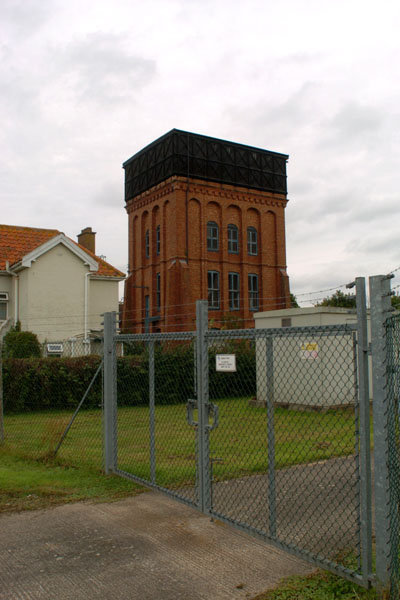 Diss Water Tower