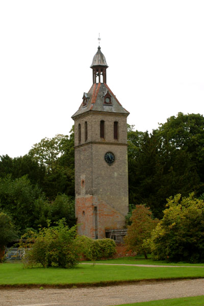 Water Tower at Thornham Hall