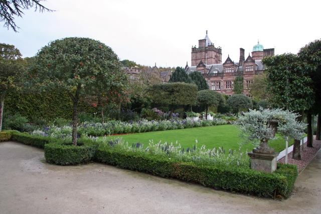 Holker Hall and Summer Garden