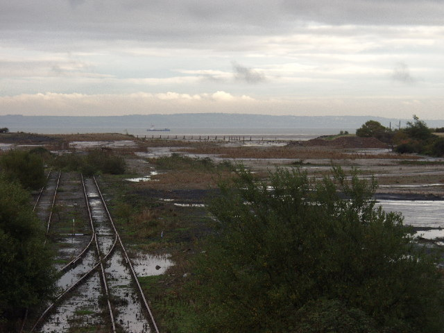 The site of Point of Ayr Colliery