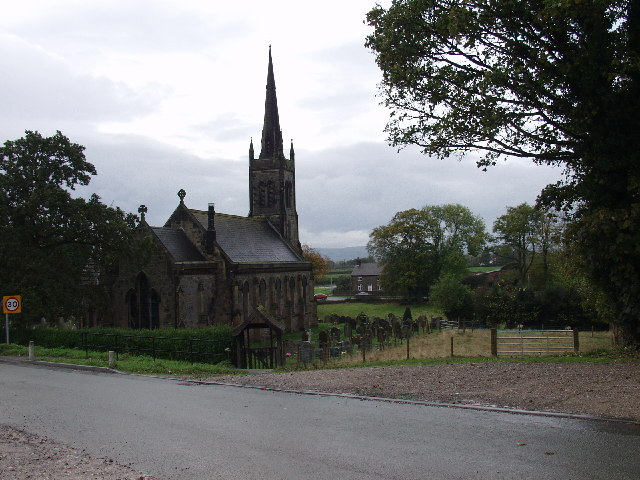 St John The Baptist at Penymynydd