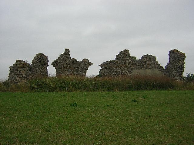 Royal Hunting Lodge at Clipstone