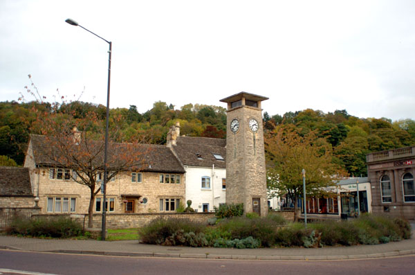 Nailsworth Clock