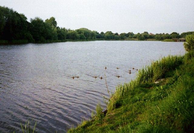 Codnor Park Reservoir, Ironville