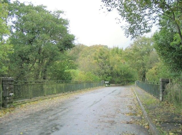 Bridge over River Senni at Heol Senni