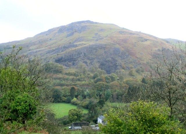 Cribarth from Penwyllt