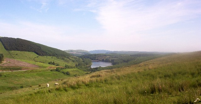 Cantref Reservoir - Brecon Beacons