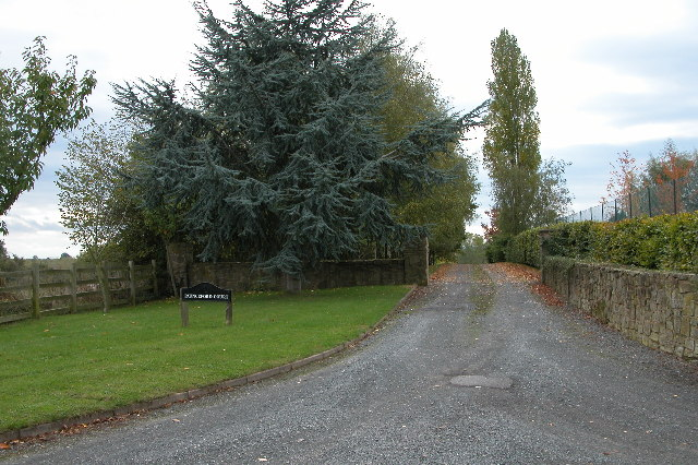 Entrance to Paunceford Court
