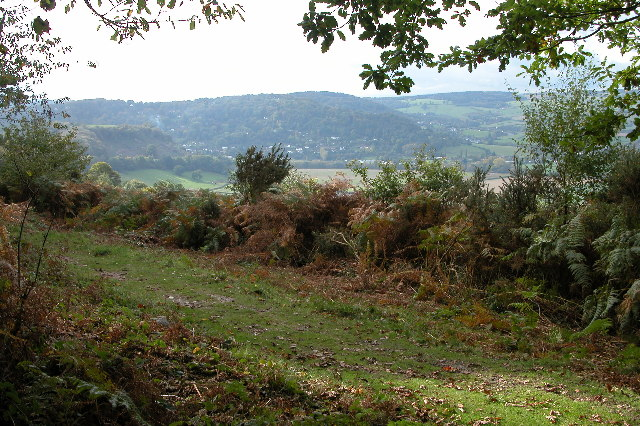 View from Coppet Hill