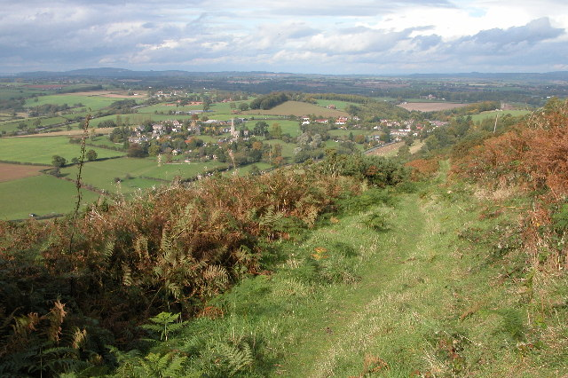 Goodrich from Coppet Hill