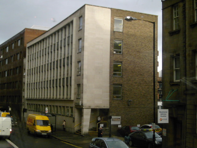 Northumbria Police - Newcastle Central Police Station