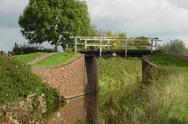 Canal bridge, Creech St Michael