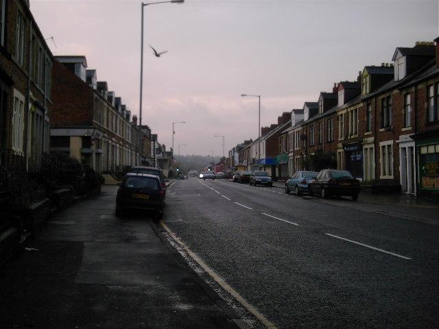 Saltwell Road