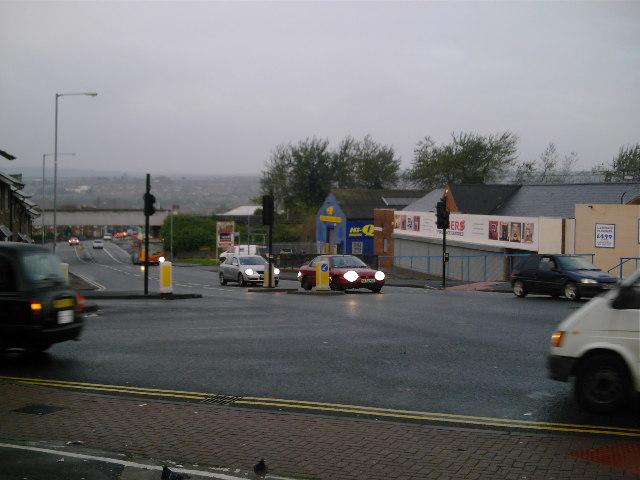 Lobley Hill Junction