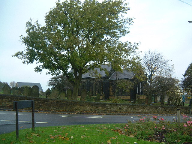 St Alban's Church, Windy Nook