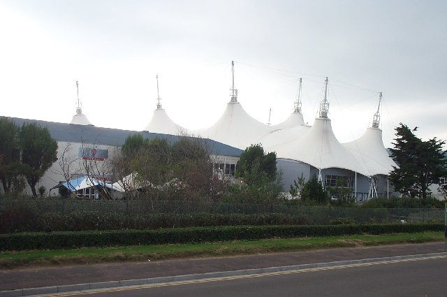 Butlins at Minehead.