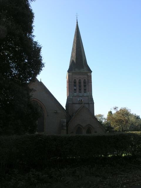 Christ Church, South Nutfield
