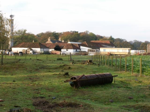 Comerton farm, Leuchars