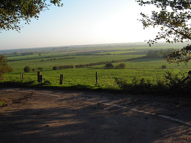 View South from Somerby