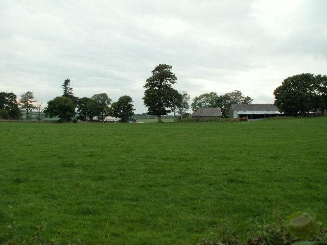 Penuwch Fawr farm